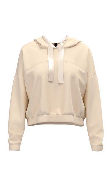 MARC CAIN Edles Sweatshirt mit Kapuze 10622439