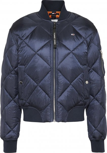 TOMMY JEANS TJW DIAMOND QUILTED BOMBER 10618689