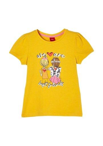 S.OLIVER Printshirt 10623323