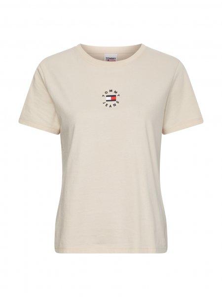 TOMMY JEANS Slim Fit T-Shirt aus Single Jersey 10626893