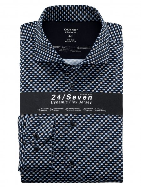 OLYMP 1/1 Jerseyhemd No.6 10398505