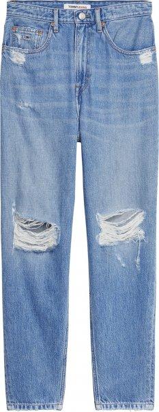 TOMMY JEANS Mom Tapered Leg Jeans mit Ultrahohem Bund 10618720