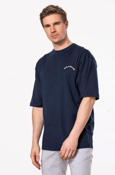 PAUL & SHARK T-Shirt 1/2 Arm Schriftzug 10601820