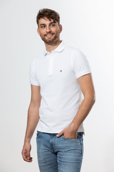 TOMMY HILFIGER Poloshirt Slim Fit 10430592