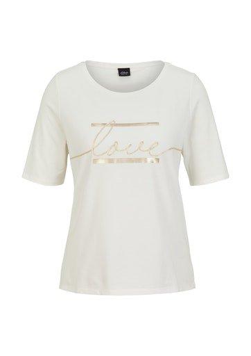 S.OLIVER BLACK LABEL Jerseyshirt 10622835