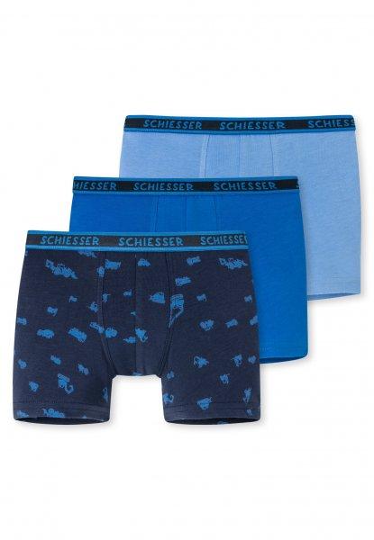 SCHIESSER 3er Pack Shorts 10632519