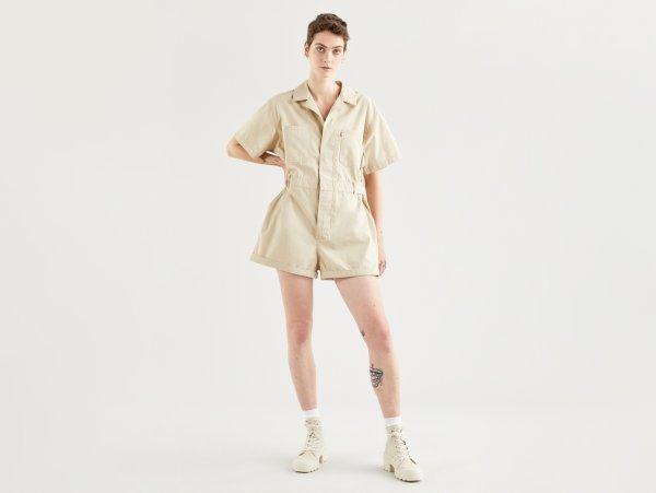 LEVI'S Kurzer Jumpsuit 10590742