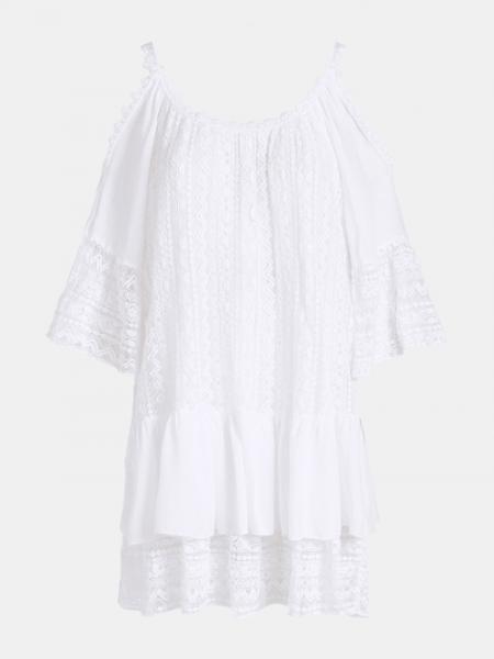 GUESS Kleid mit Volant 10591270