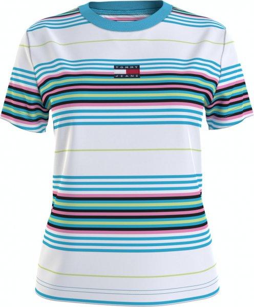 TOMMY JEANS Shirt mit Streifen 10602599
