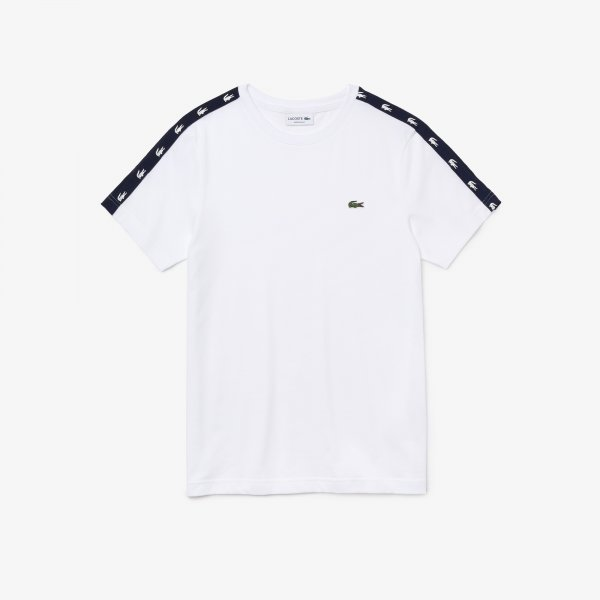 LACOSTE T-Shirt Tape Story 10590182