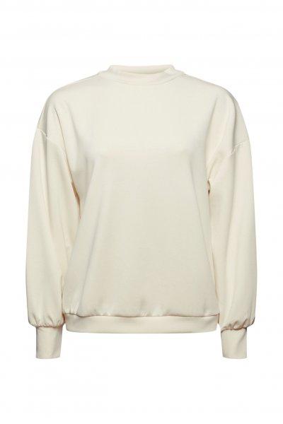 ESPRIT COLLECTION Sweatshirt mit Ballonärmeln 10627428