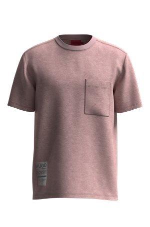 HUGO T-Shirt aus reiner Baumwolle von HUGO - Dakiimo 10618062