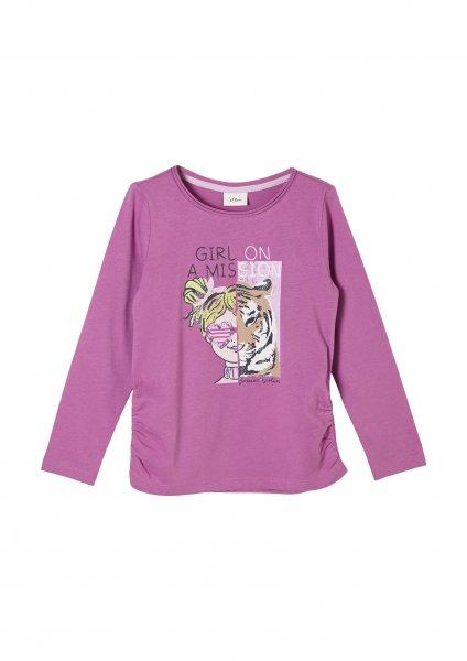 S.OLIVER Jerseyshirt 10640428