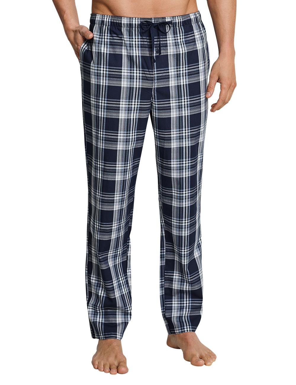 Schiesser Mix /& Relax Hose Lang Bas de Pijama Homme