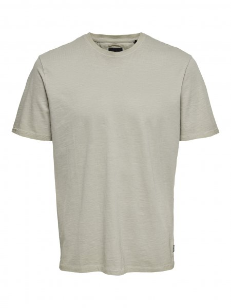 ONLY & SONS EINFARBIGES T-SHIRT 10621465