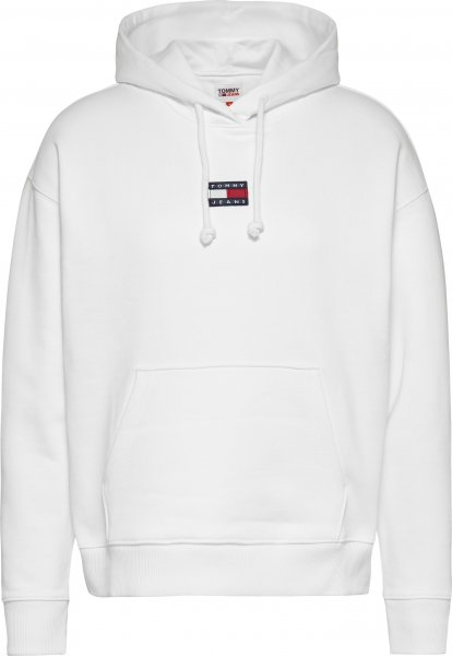 TOMMY JEANS TJW TOMMY CENTER BADGE HOODIE 10618715