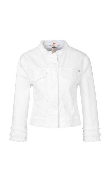 MARC CAIN Jeansjacke mit Reißverschluss 10589536