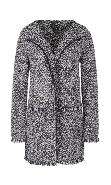 MARC CAIN Boucléjacke Knitted in Germany 10589494