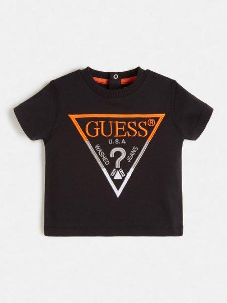 GUESS T-Shirt mit Logoprint 10632824