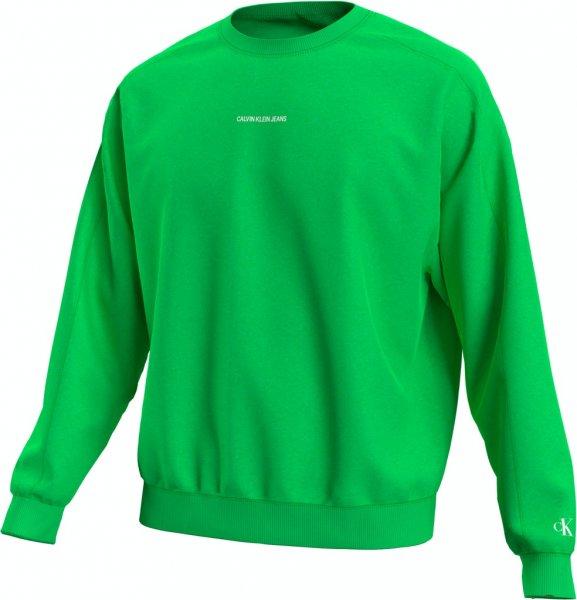 CALVIN KLEIN JEANS Sweatshirt aus Bio-Baumwolle 10602675