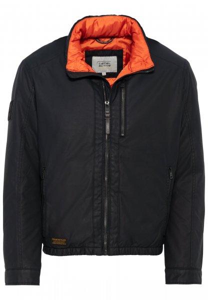 CAMEL ACTIVE Jacke mit einrollbarer Kapuze 10637849