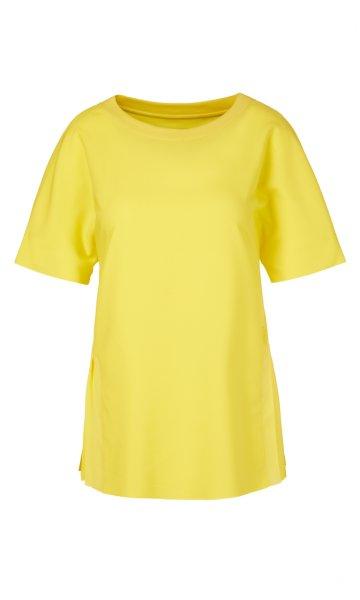 MARC CAIN Blusenshirt mit Plissees 10589598