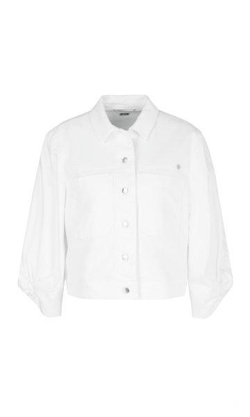 MARC CAIN Jeansjacke mit besonderen Ärmeln 10606182