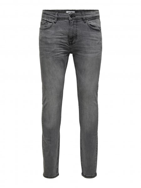 ONLY & SONS ONSWARP SKINNY FIT JEANS 10483264