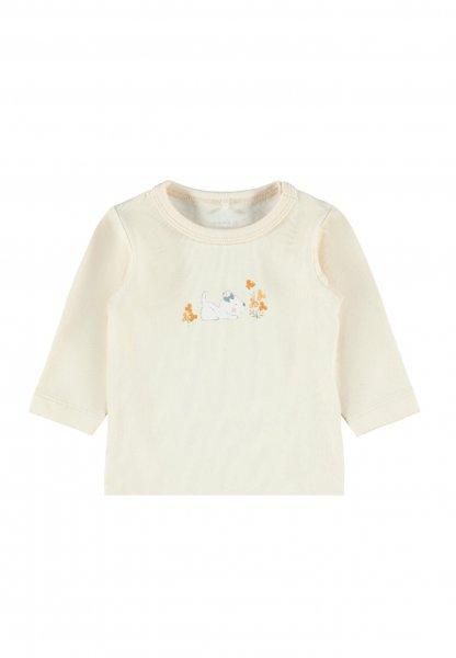 NAME IT Sweatshirt mit Rüschenkragen 10622052