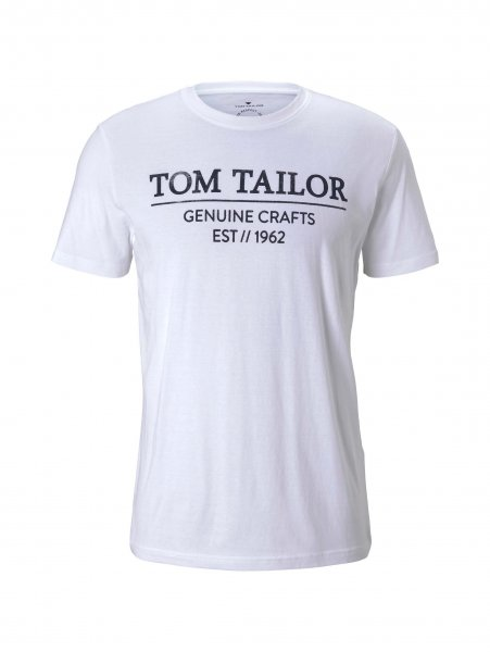 TOM TAILOR Logo-Print Shirt 10620025