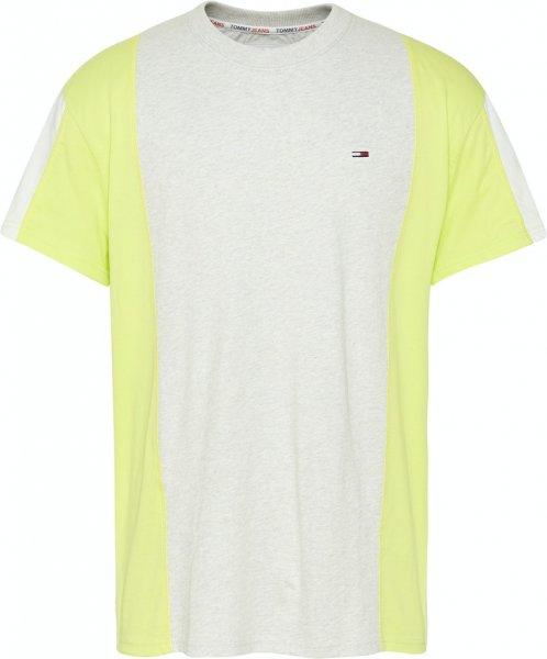 TOMMY JEANS T-Shirt mit Color-Block 10602533