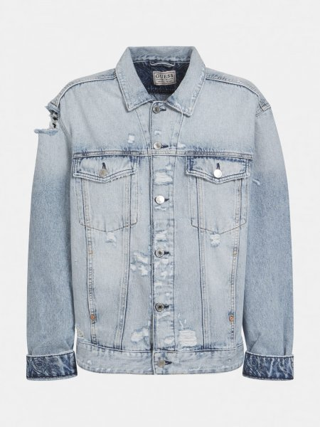 GUESS Jeansjacke Destroyed 10638982