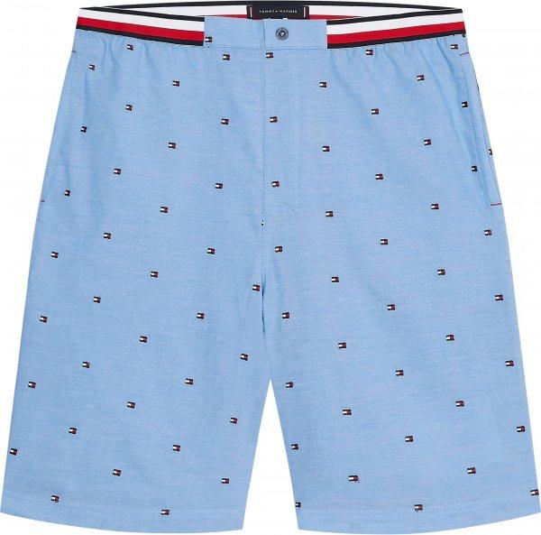 TOMMY HILFIGER Shorts mit FLAG-Stickerei 10602144