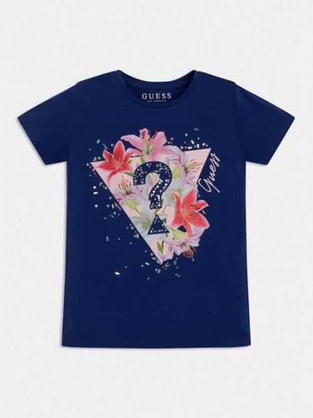 GUESS T-Shirt mit Strasssteine 10631986