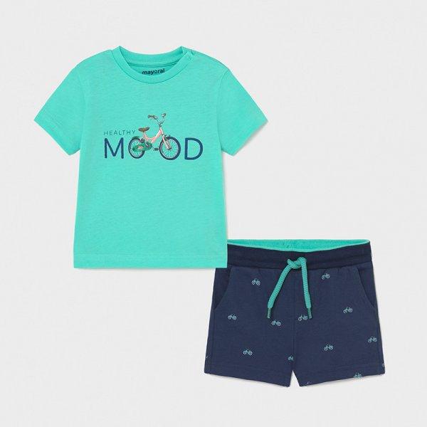 MAYORAL Hose T-Shirt Set 10610649