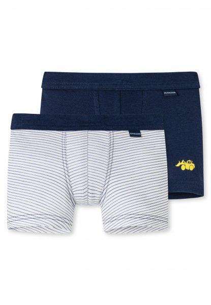 SCHIESSER 2er Pack Shorts 10632520