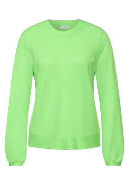 STREET ONE Pullover in Unifarbe 10612851
