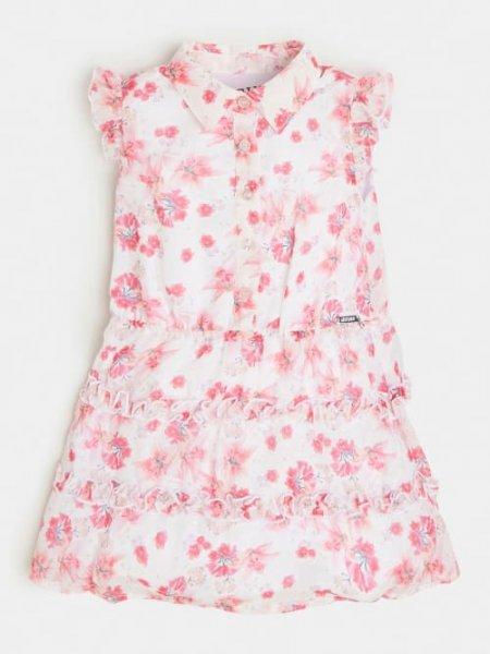 GUESS Kleid mit Rüschen Details 10632015