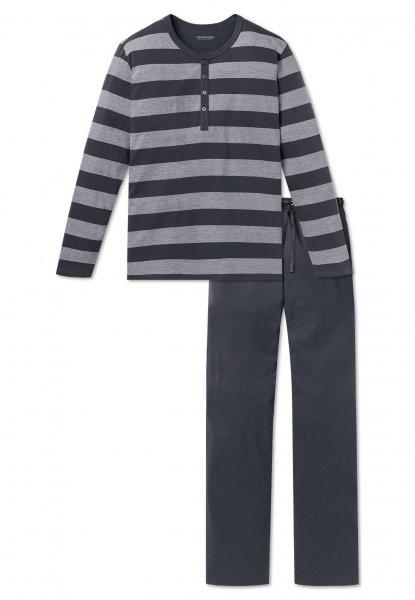 SCHIESSER Schlafanzug lang