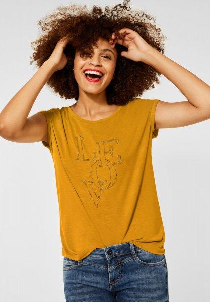 STREET ONE T-Shirt mit Wording 10638018