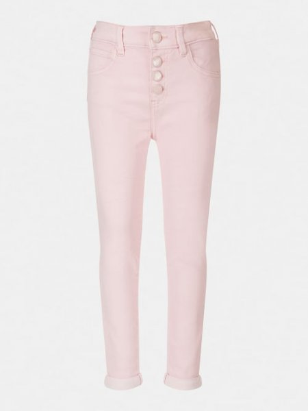 GUESS Hochtaillierte Stretch Jeans 10632075