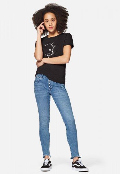 MAVI T-Shirt CAT PRINTED 10612731