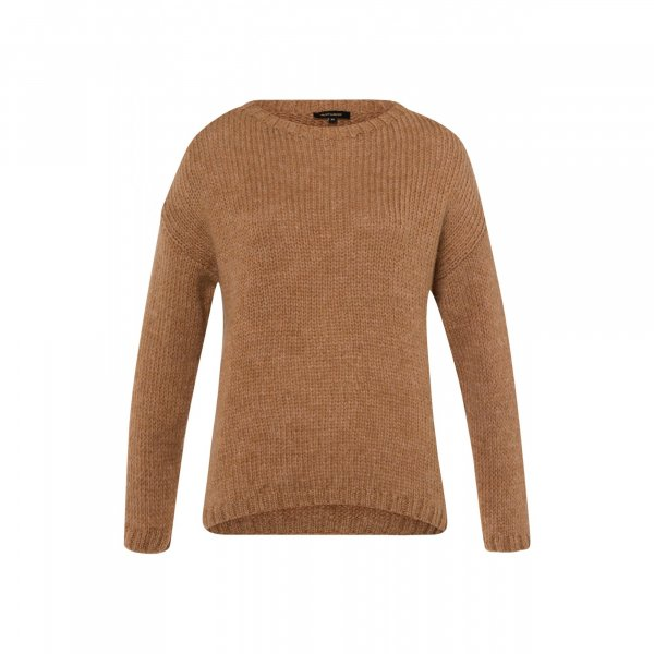 MORE & MORE flauschiger Pullover 10632910