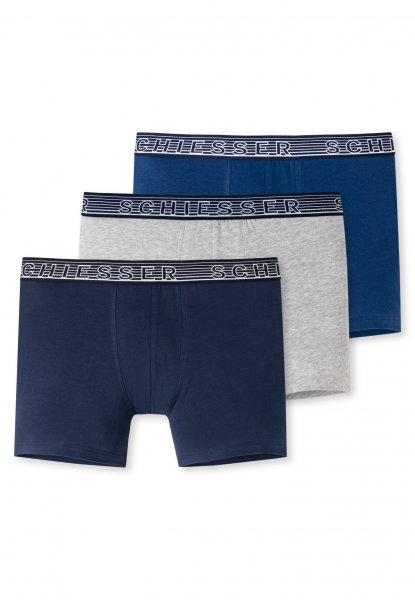 SCHIESSER 3er Pack Shorts 10618487