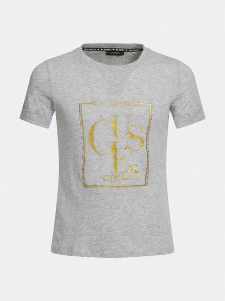 GUESS T-Shirt Frontprint 10643333