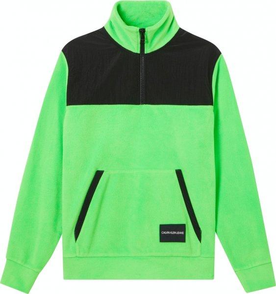CALVIN KLEIN JEANS Sweatshirt aus Polar-Fleece 10602679