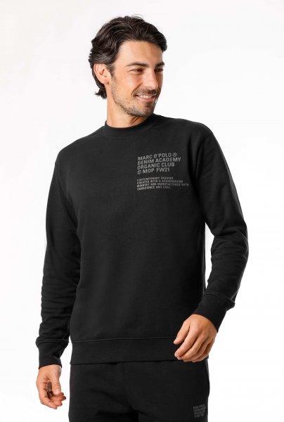 MARC O´POLO DENIM Sweatshirt aus Organic-Cotton 10633662