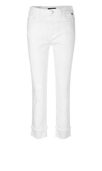 MARC CAIN Jeans mit Fransenverzierung 10589537