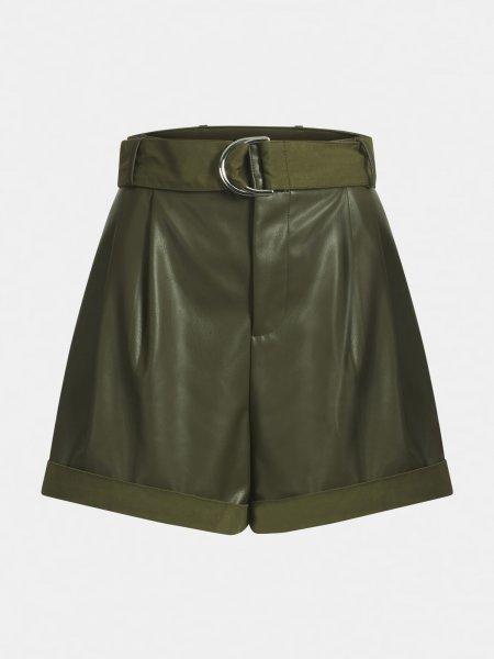GUESS Shorts Kunsleder 10643345