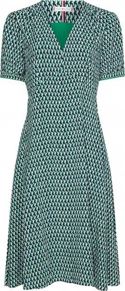 TOMMY HILFIGER CURVE Kleid 10604750